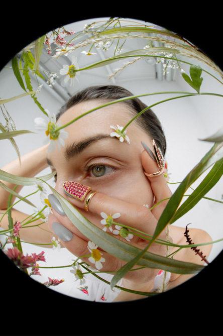 Eye serum, eye cream, eye moisturiser, eye mask, eye treament, Vivetta, Vogue