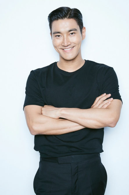 Siwon Choi, K-Pop, Kiehl's, Vogue Singapore