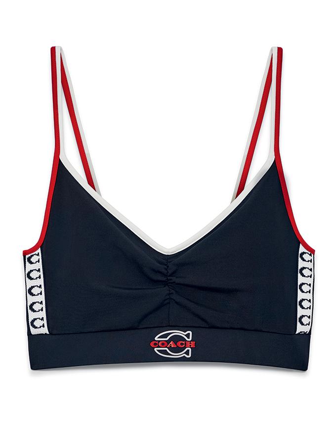 Coach sportswear capsule sports bra
