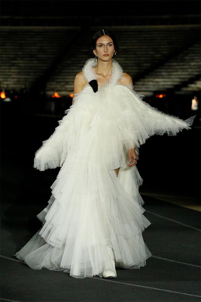 dior swan dress final