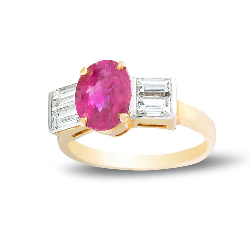 Oval engagement rings Amrapali