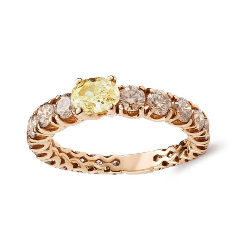 Oval engagement rings Bucherer