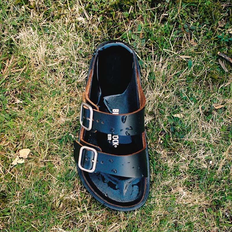 jil sander birkenstock sandal