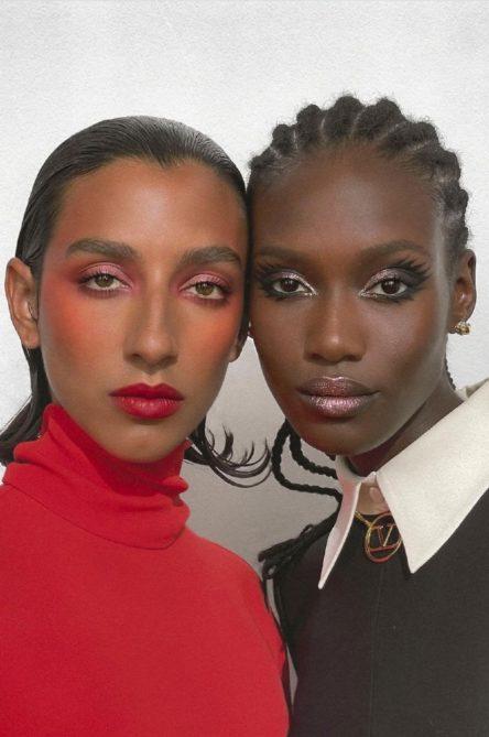 Vogue Singapore 2021 - makeup artist fashion trends beauty tricks Raoúl Alejandre