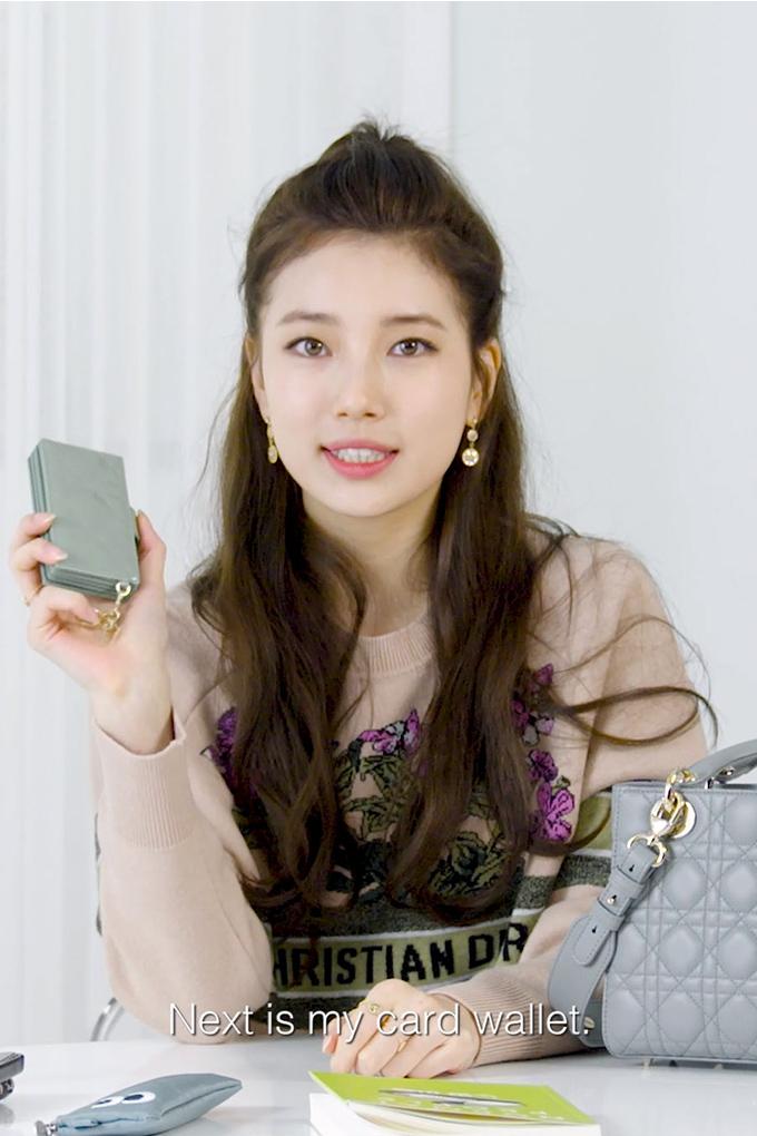 suzy dior card case
