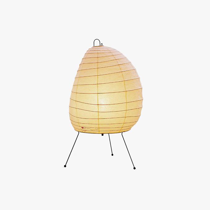 Akari Lanterns by Isamu Noguchi