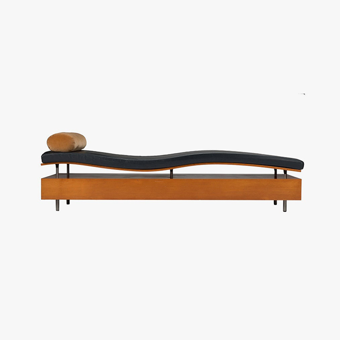 Longitude Chaise by Maya Lin for Knoll