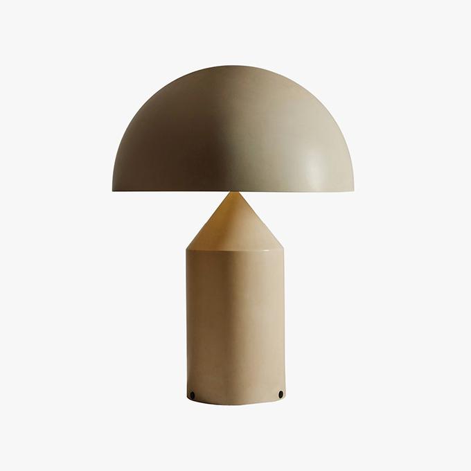 Atollo Table Lamp by Vico Magistretti