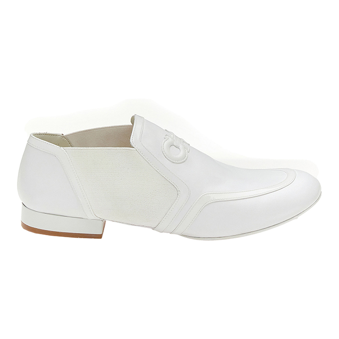 Loafers from Ferragamo's Let's Dance shoe collection