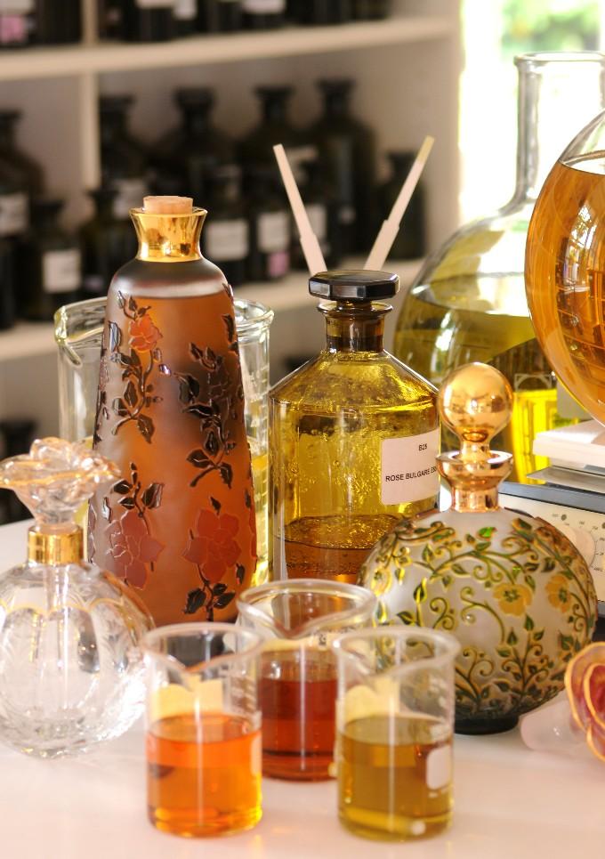 Vogue Singapore 2021 - henry jacques perfume fragrance luxury beauty laboratory
