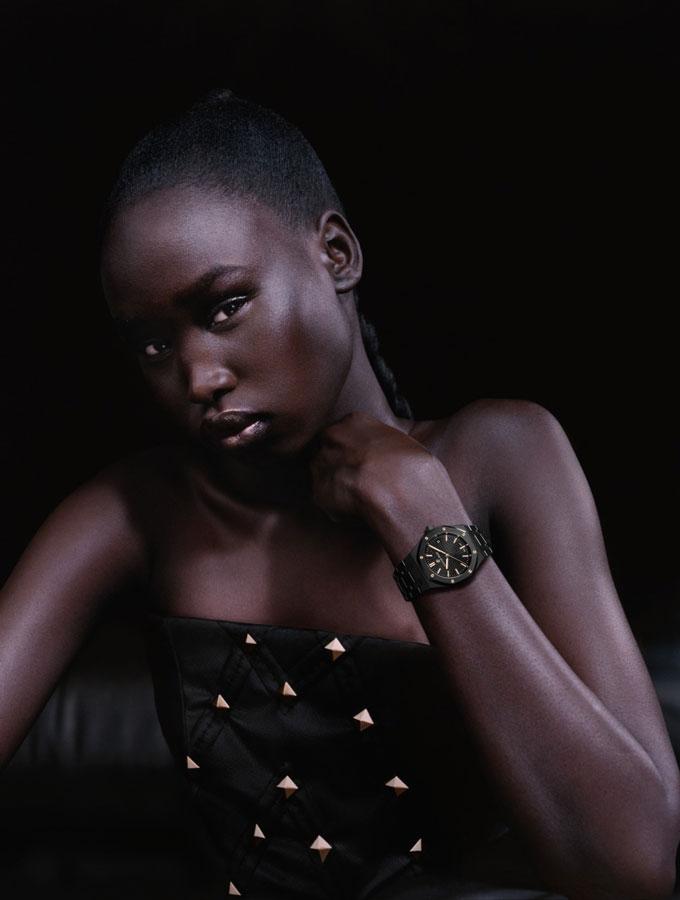 Audemars-piguet-harley-weir-black-ceramic-watch-model