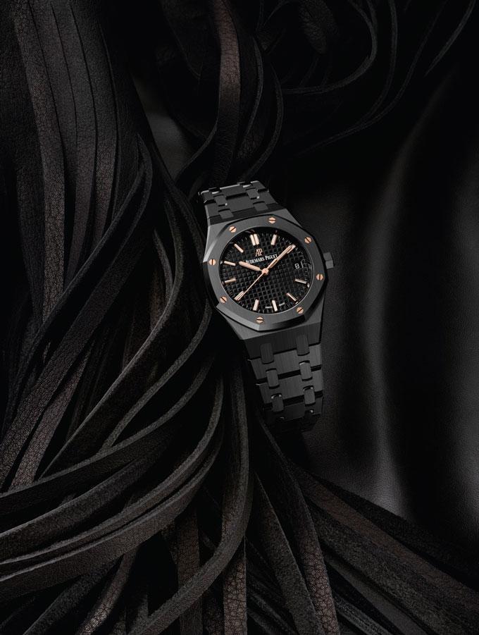Audemars-piguet-harley-weir-black-ceramic-watch