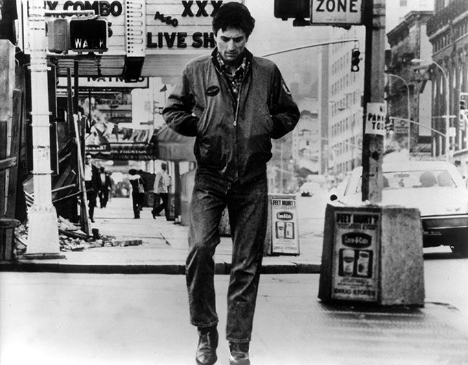 Cannes Film Festival Palme d'Or winning film: Taxi Driver