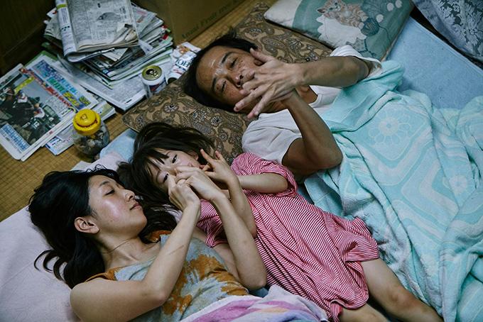 Cannes Film Festival Palme d'Or winning film: Shoplifters