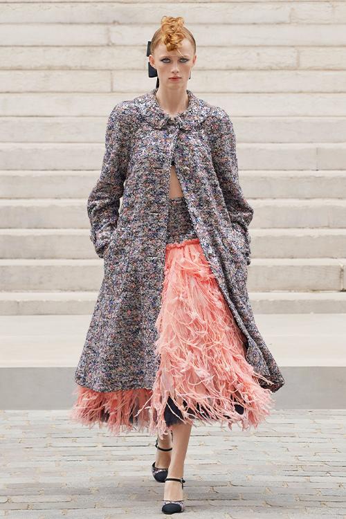 chanel skirt