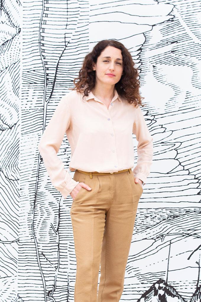 Eva Jospin Haute Couture Dior