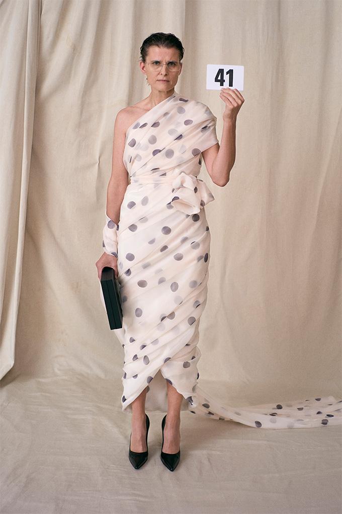 balenciaga haute couture aw21 look 41