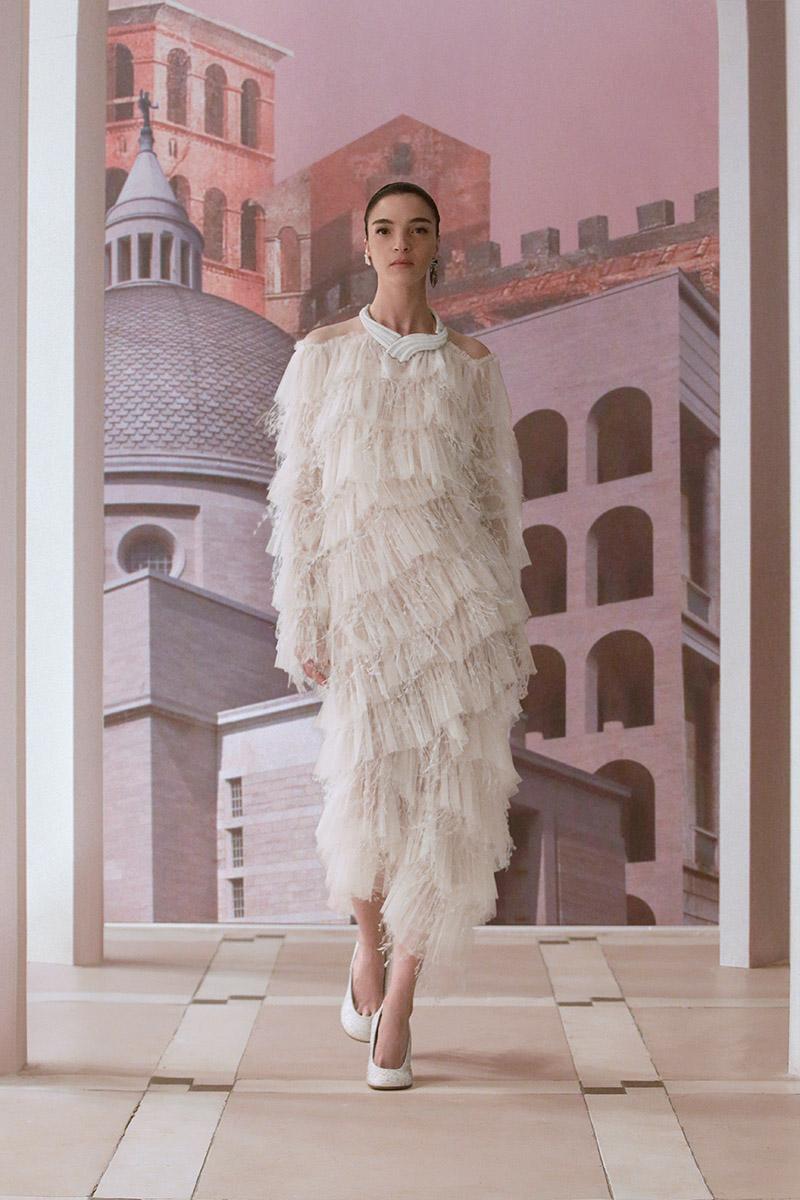 fendi haute couture aw21 look 20
