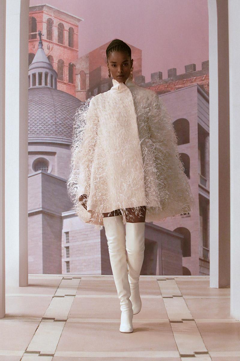 fendi haute couture aw21 look 21