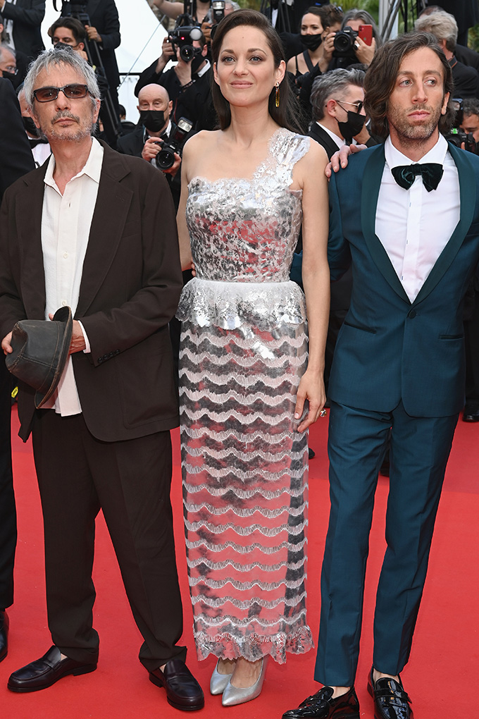 Marion Cotillard in Chanel at Cannes Film Festival 2021