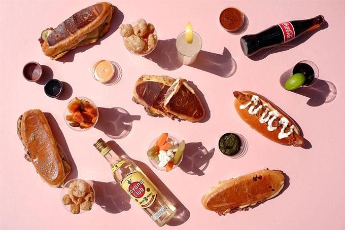 ONDA Featured Sandwich Menu
