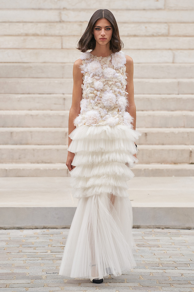 Chanel Fall 2021 Couture