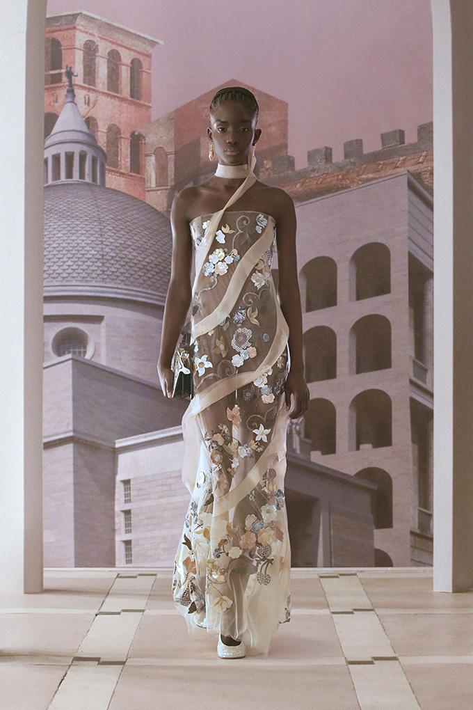 Fendi Fall 2021 Couture