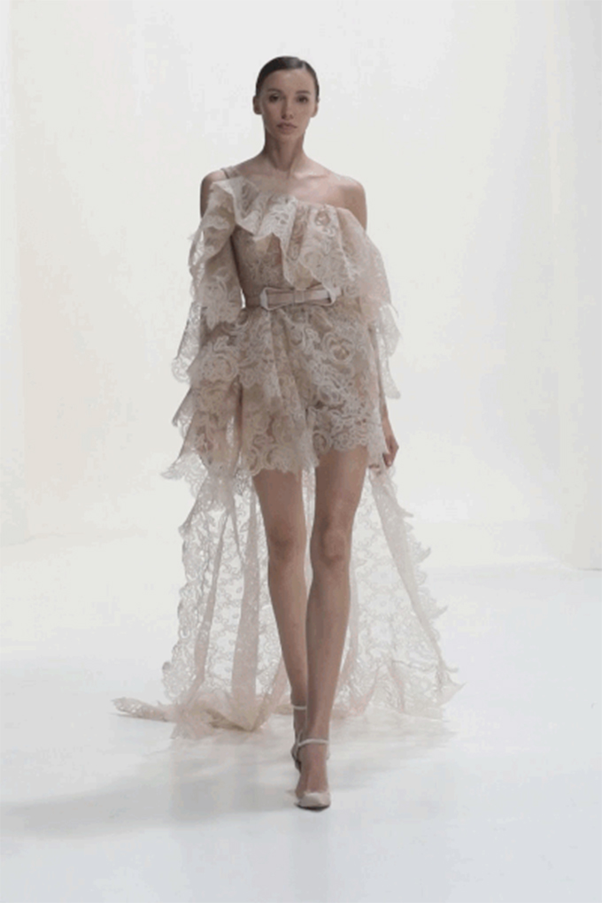 Elie Saab Fall 2021 Couture