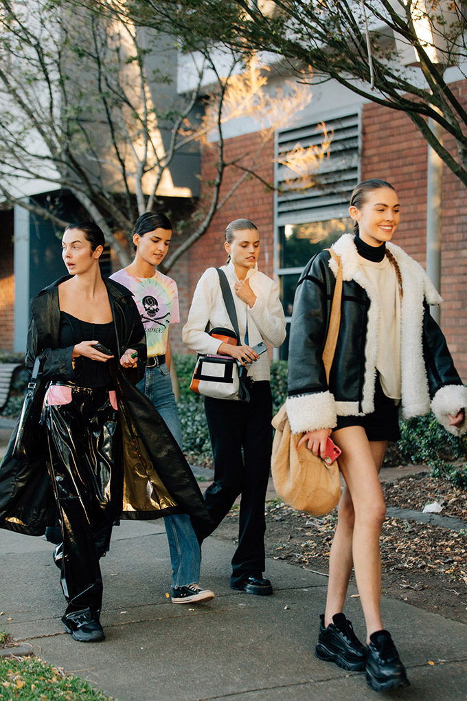 Problematic use of plastics in fashion