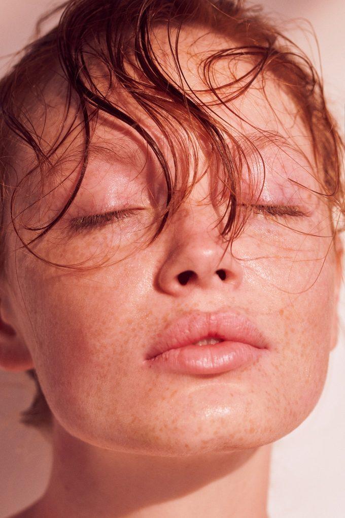 Vogue Singapore 2021 - beauty sleep skincare