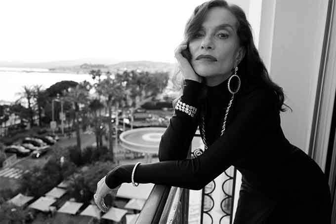 Isabella Huppart Cannes
