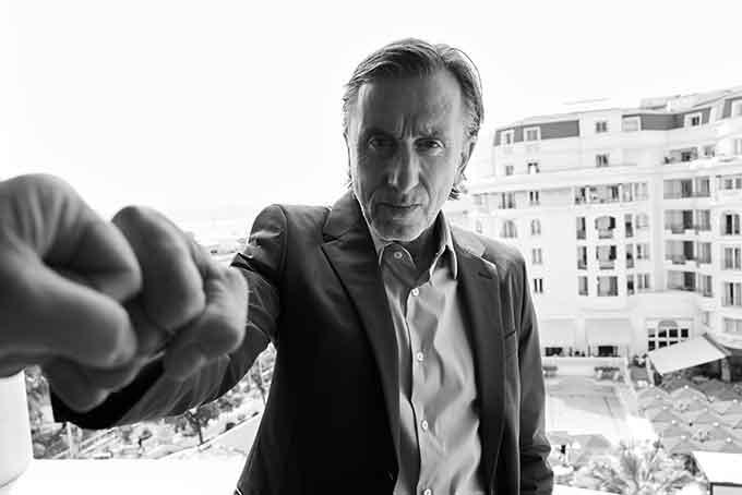 Tim Roth Cannes