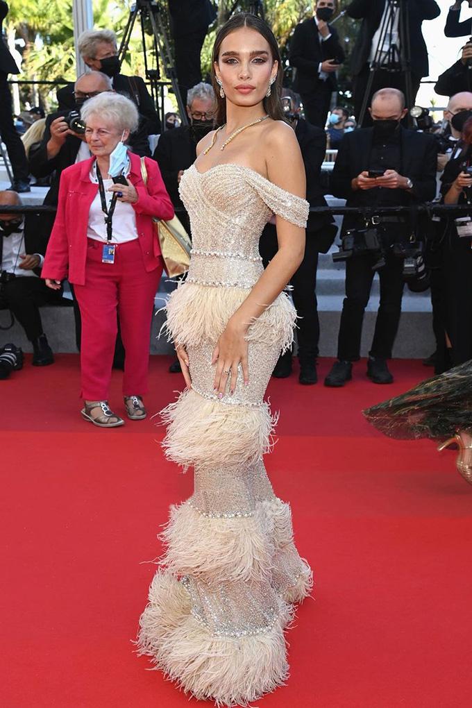 Hana Cross in Rami Kadi at Cannes Film Festival 2021