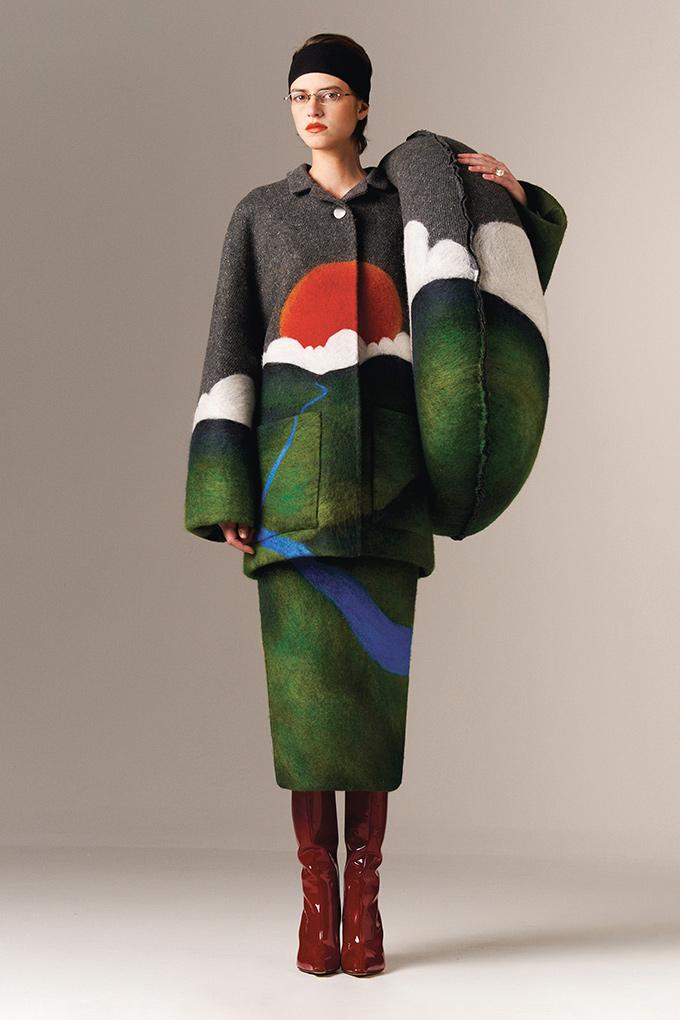 fashion nature Connor Ives autumn winter 2021