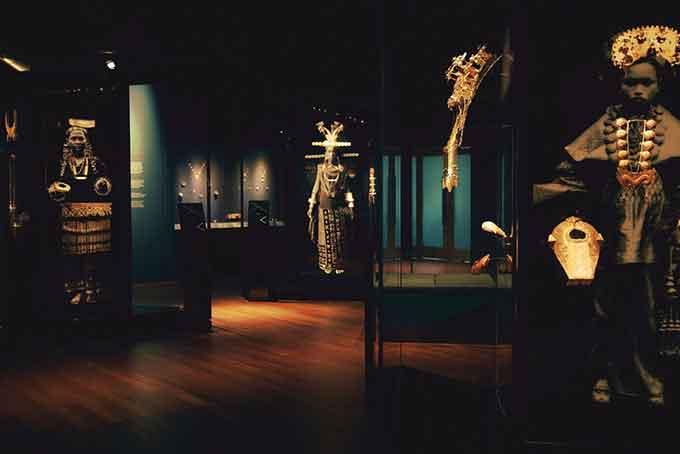 Asian Civilisations Museum Permanent Exhibit
