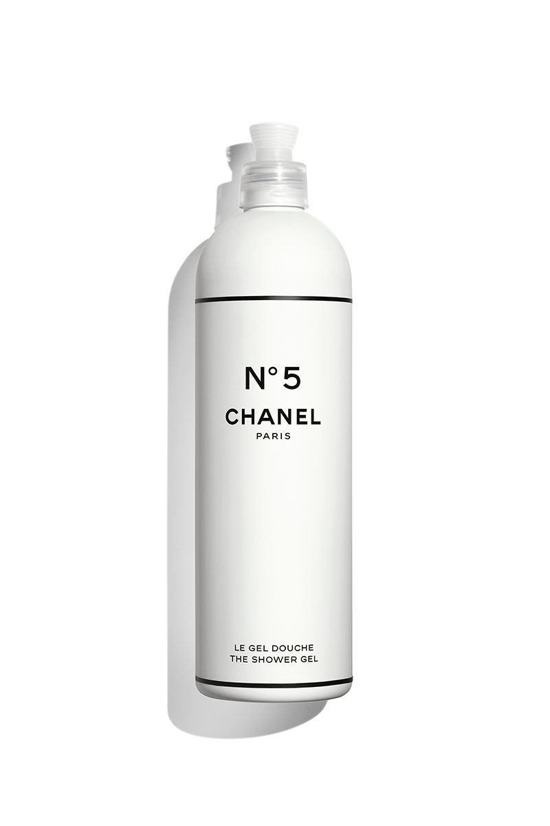 chanel factory 5 singapore shower gel full