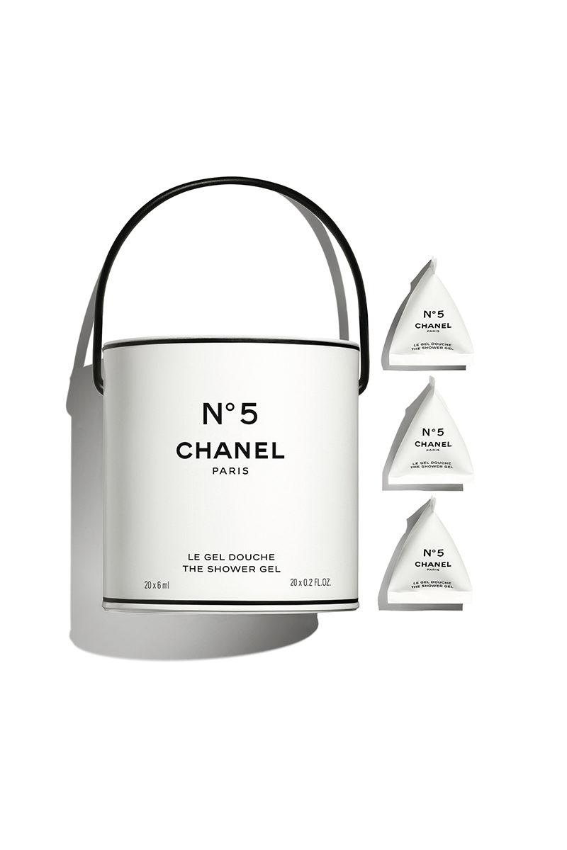 chanel factory 5 singapore shower sachets