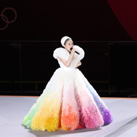 tokyo olympics opening ceremony sq