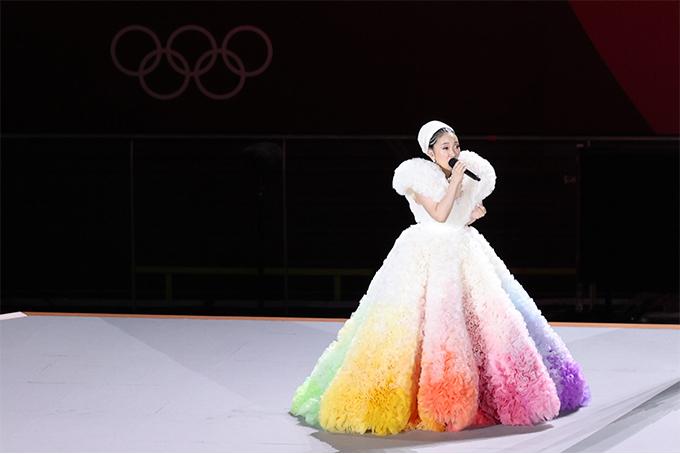 tokyo olympics opening ceremony dress