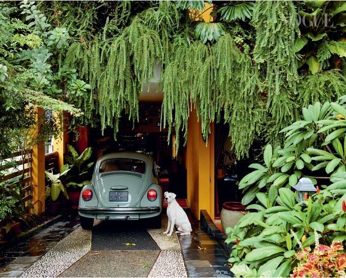 Singaporean family home