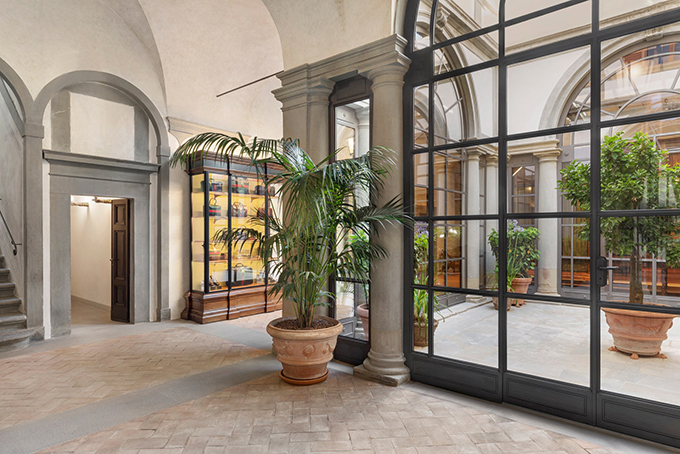 The new Gucci archive in Florence