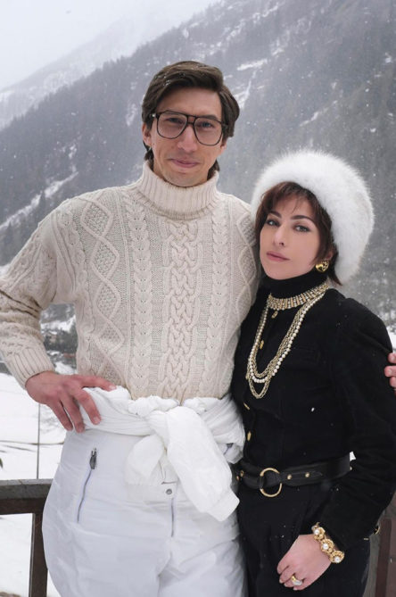 House of Gucci, starring Lady Gaga, Adam Driver, and Al Pacino