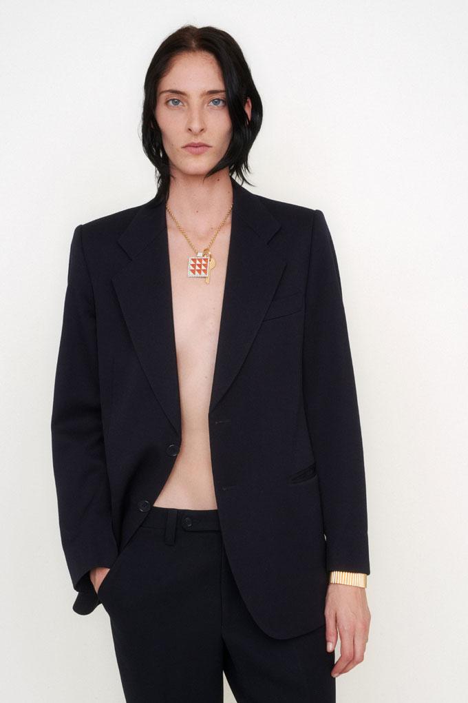 Ilaria icardi jewellery jacket