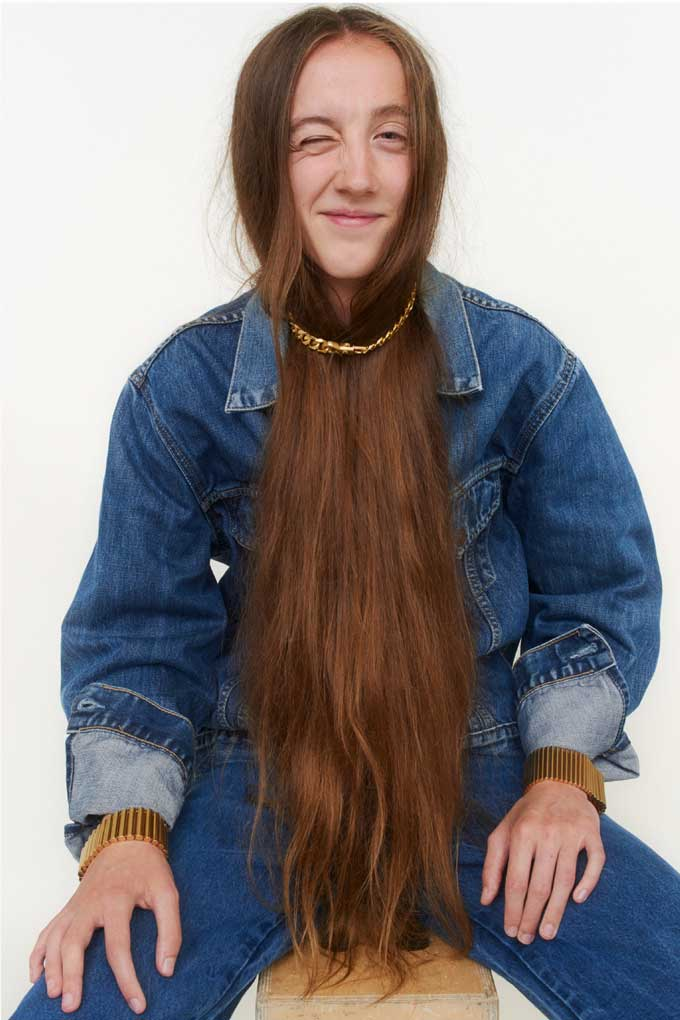 Ilaria icardi jewellery look