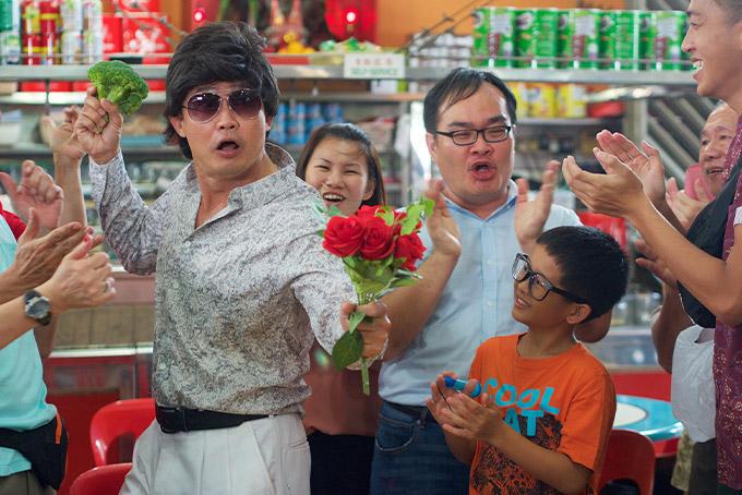 Mr unbelievable Singapore film