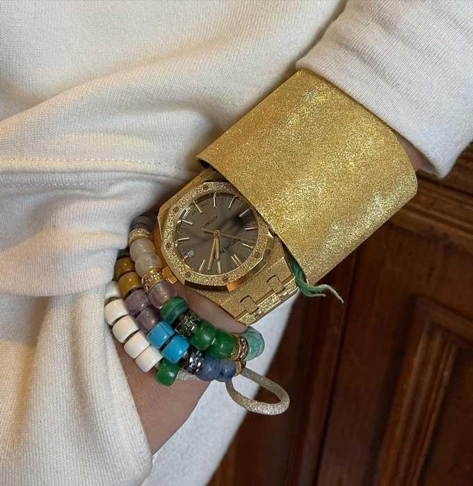 House of Gucci Italian jewellers Carolina Bucci