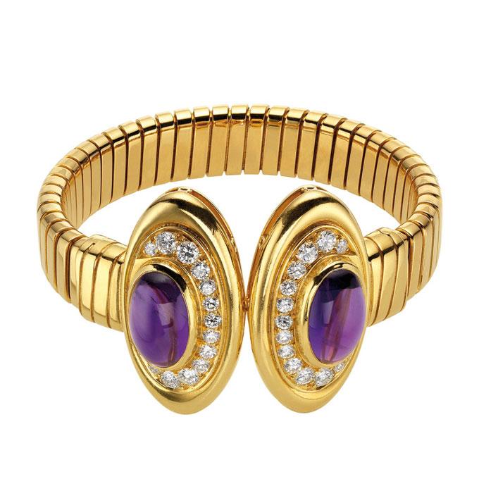 House of Gucci Bulgari bracelet