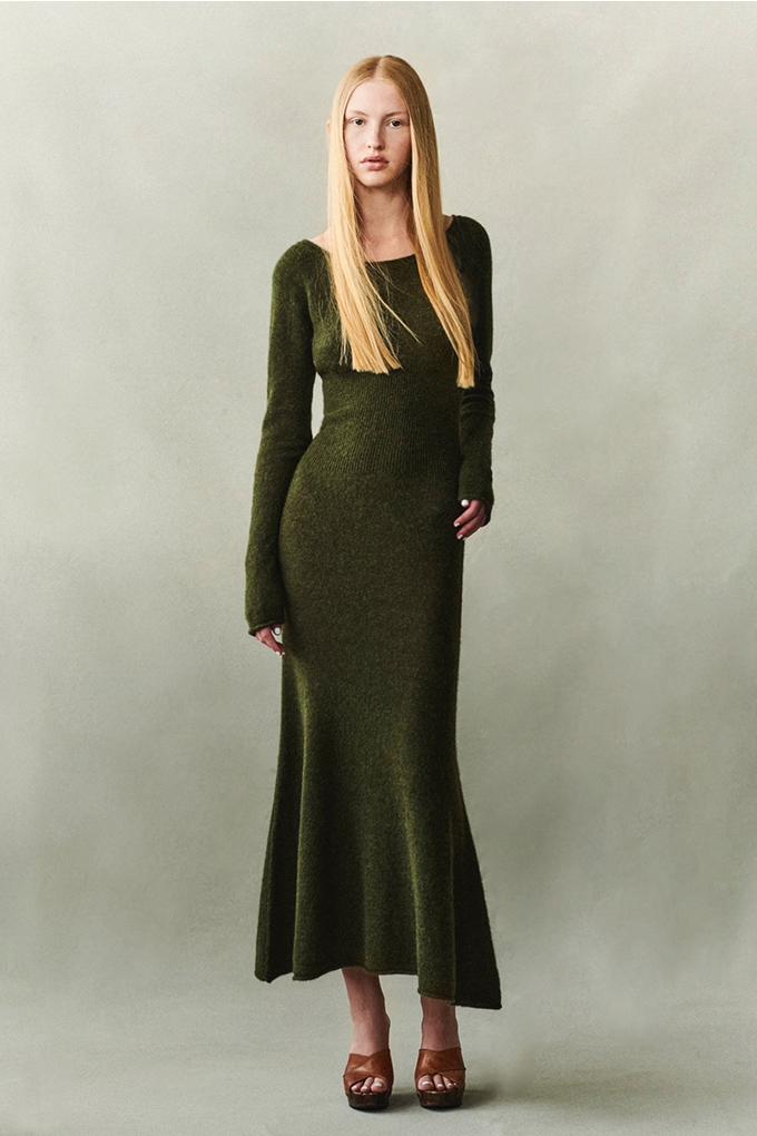 new scandi brands the garment dress