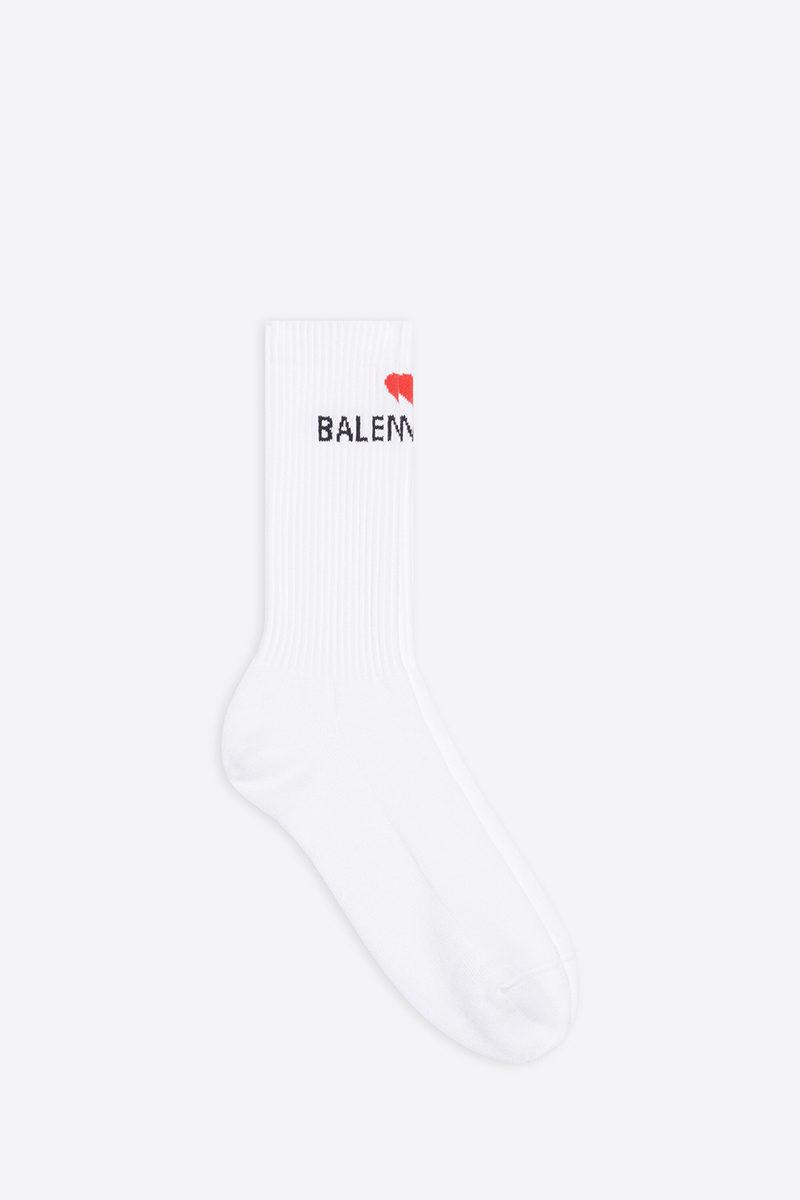 Chinese Valentine's Day Balenciaga White Socks