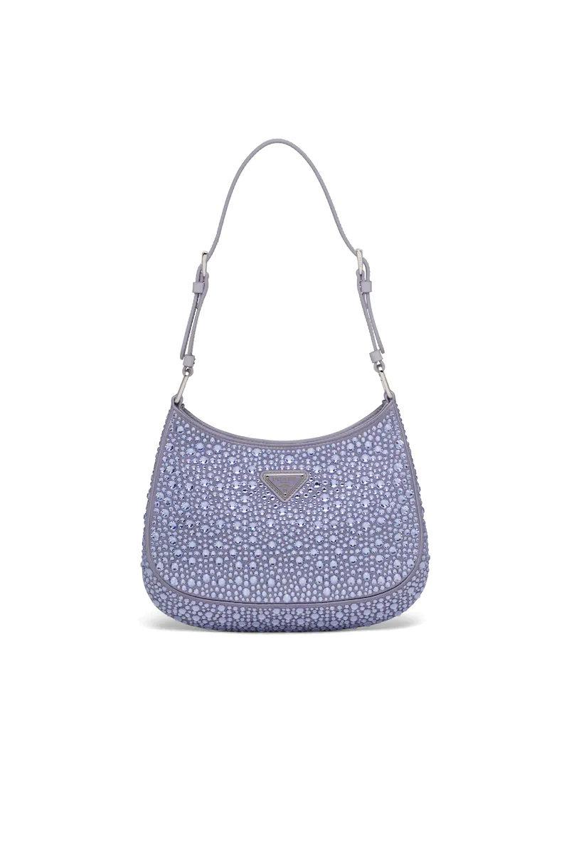 Chinese Valentine's Day Prada Cleo Crystal Bag